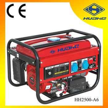 Honda Gasoline Engine 5 5hp 2 kw generator gasoline honda 5 5hp with electric start
