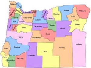 counties in oregon map oregon child immunization rates