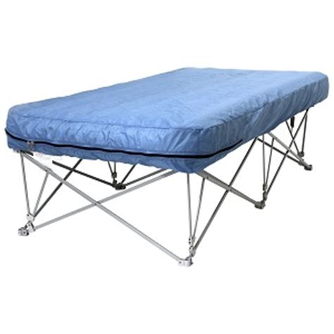 great inflatable guest air bed  stand  legs