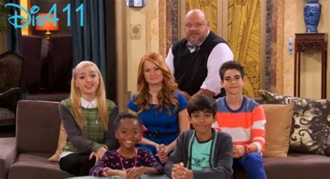 all about cast the jessie cast talk about all families being unique