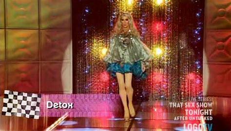 Heroine Detox Rpdr by Project Rubino