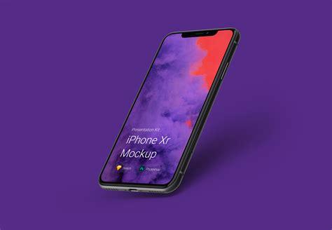 free iphone xr mockups