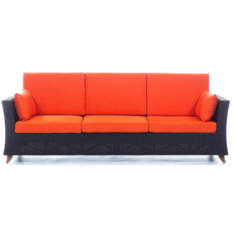 sofa deep seat rattan deep seating sofa