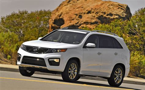 2013 Kia Sorento Horsepower Kia Sorento 2013 Widescreen Car Image 22 Of 46