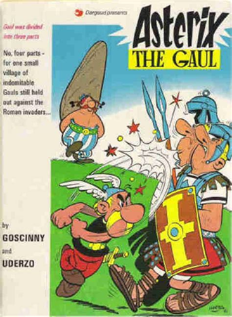 asterix omnibus 1 includes asterix the gaul 1 asterix and the golden sickle 2 asterix and the goths 3 ast 233 rix en anglais 1usa asterix the gaul