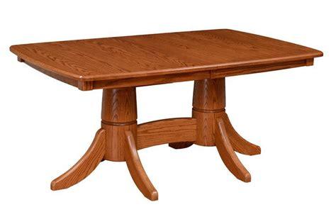 hardwood dining table custom hardwood dining table