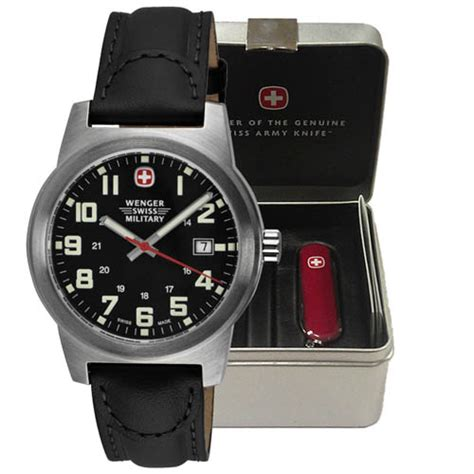 Swiss Army 3 Time Sa1165 1 wenger swiss watches