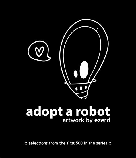 Adopt A Book by Adopt A Robot Book 183 Ezerd 183 Store Powered By Storenvy
