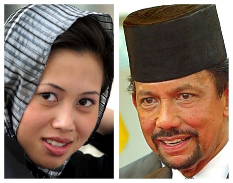 sultan hassanal bolkiah wives malaysian hollywood 2 0 sultan of brunei divorced azrinaz