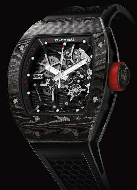 Richard Mille Rm 35 richard mille rm 35 ultimate edition uhrforum
