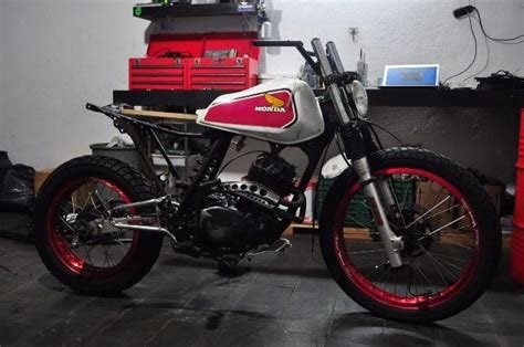 Motorrad Honda Xl 250 by Honda Xl 250 Scrambler In Progress Motorcycle