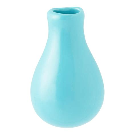 Magnetic Vase by Magnetic Ceramic Vase The Container Store