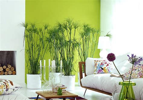 Nature Room Design by Green Nature Living Room Ideas