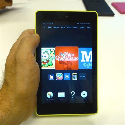 Home Design 3d For Ipad Tutorial presentato in italia amazon fire hd 6 il piccolo tablet