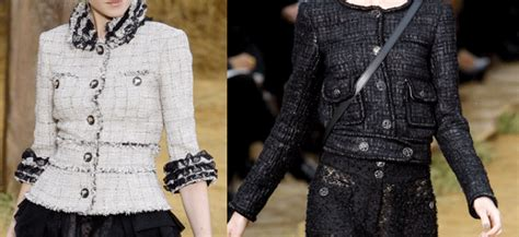 Secrets Of The Chanel Jacket Revealed by Le M 246 I M 246 I The Secrets Of The Black Jacket By