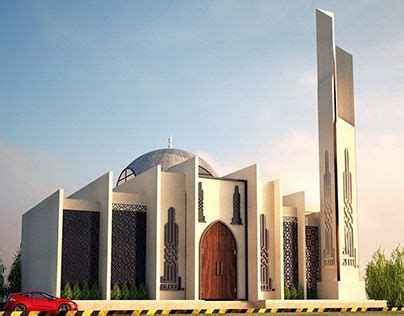 masjid design front check out new work on my behance portfolio quot mosque
