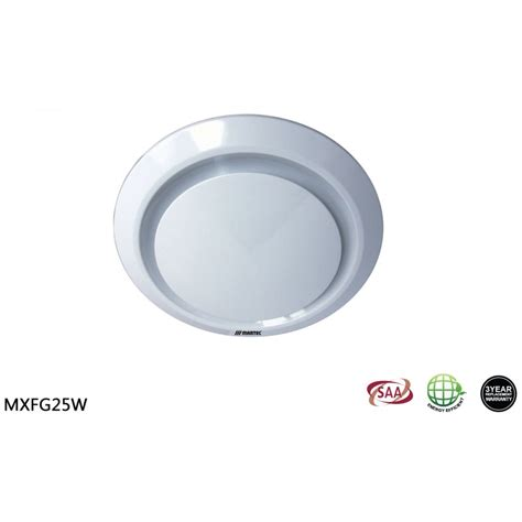 best bathroom exhaust fans with light and heater gyro exhaust fan martec
