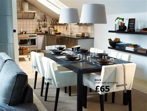 ikea dining room 10 simple tips for selling a home in the fall at home