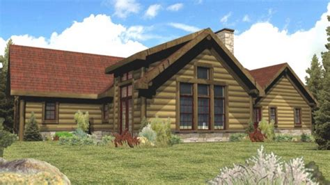 Mountain Cabin Home Plans by Single Story Log Cabin Homes Plans Single Story Luxury