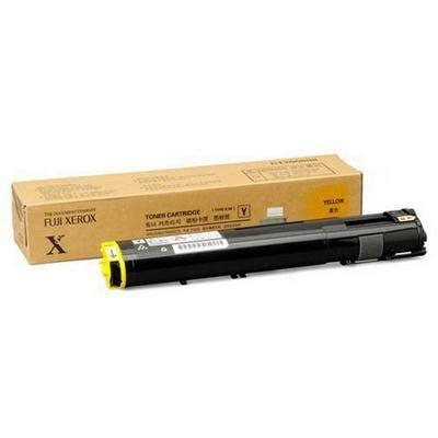 Toner Docuprint C3055 fuji xerox docuprint c3055 ct200808 yellow