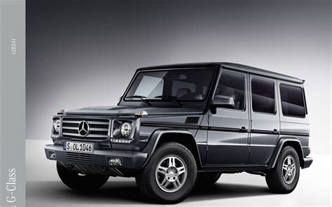 2013 Mercedes G Class by Mercedes G Class 2013 Widescreen Car