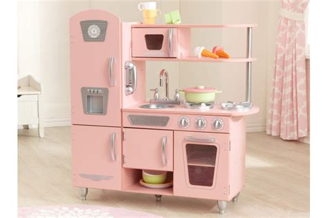 Kidkraft Vintage Kitchen Pink by Kidkraft Vintage Play Kitchen Pink