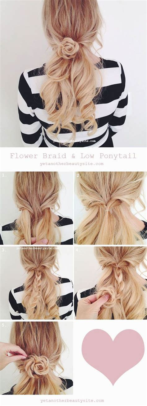 Hairstyles For 2016 For Step By Step by 12 Step By Step Hairstyle Tutorials For Learners