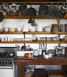wood kitchen shelves spaces dailymilk part 2