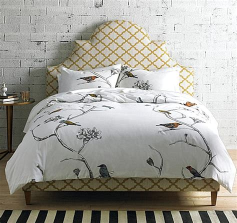 bird bedding modern bird bedding decoist