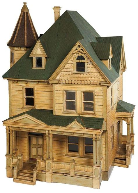 old fashioned doll houses antique dollhouse antique toys pinterest
