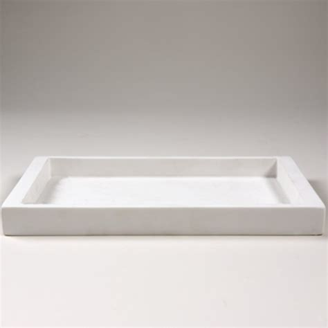 Modern Bathroom Tray Rectangle Tray Modern Bathroom Accessories Other