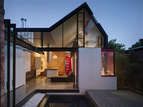Small House Architects Australia Extension To A Terrace In The Inner City