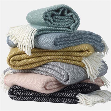 Wolldecken Kaufen by Klippan Wolldecke Samba Scantex Shop