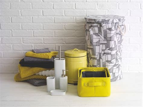 yellow bathroom bin 19 best images about storage solutions on pinterest red paper ceramics and grey wood