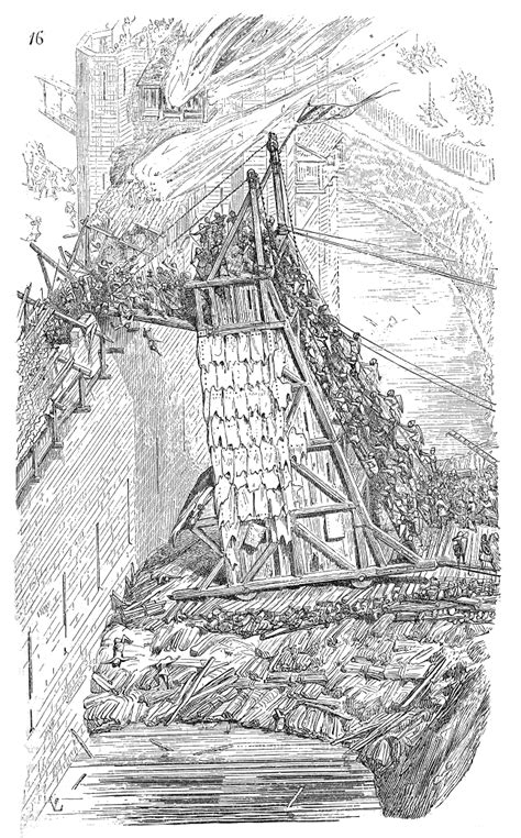 siege tower definition turret wiktionary