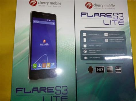 themes cherry mobile flare cherry mobile flare s3 lite now available priced at 2999