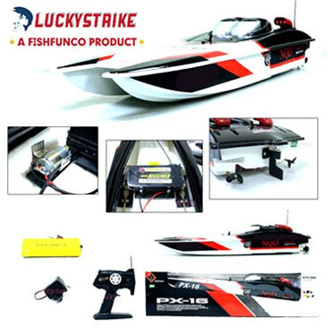 rc boats catching fish luckystrike remote control fishing boat catch s real fish