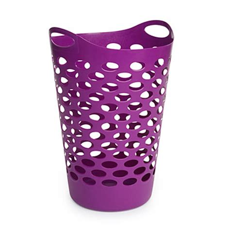Tall Purple Flexie Her Big Lots Big W Laundry