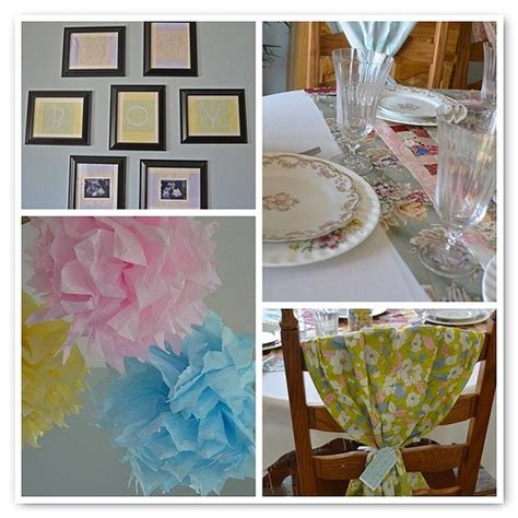 Segiempat Shabby Chic 8 shabby chic baby shower ideas shabby chic baby shower chic baby and babies