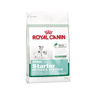 Royal Canin Mini Starter And Babydog krmivo fancydog preto緇e rozumieme psom