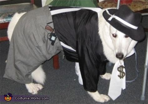 gangsta dog halloween costume mind blowing diy costumes