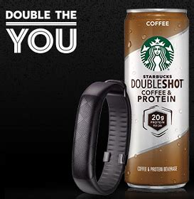 Blue Max Sweepstakes Software - starbucks doubleshot jawbone brand up2 sweepstakes instant win game
