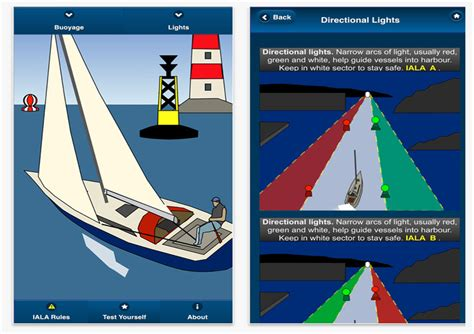 boat navigation lights app 5 free maritime safety apps international container