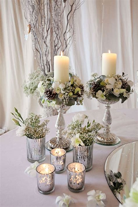 Winter Wedding Centerpiece Ideas by Top 10 Stunning Winter Wedding Centerpiece Ideas Top