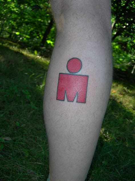 ironman triathlon tattoo s guide to ironman vocabulary pt i mike