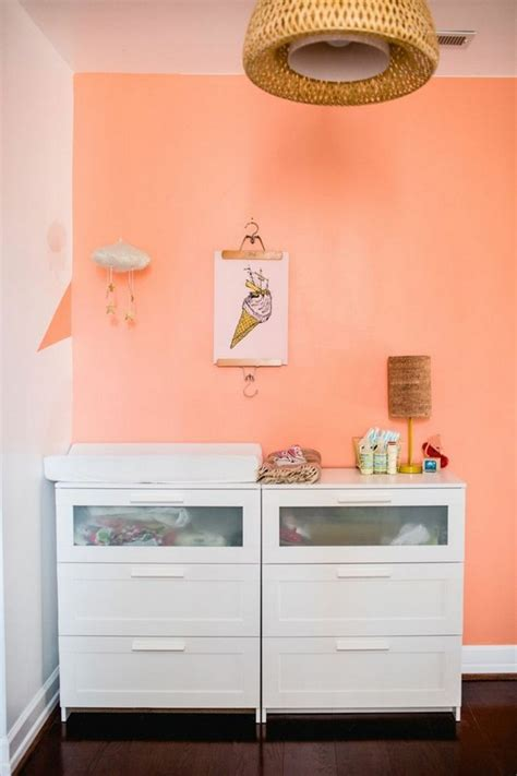 Decorating Dining Room Walls the wall color apricot 30 ideas and tips to combine