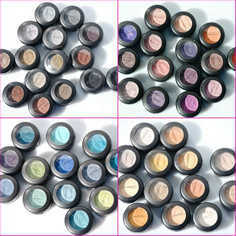 Mac Single Eyeshadow mac de potting project or how i finally organized my