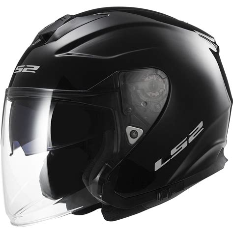 Helm Ls2 Infinity Solid Gloss White Of521 ls2 infinity of521
