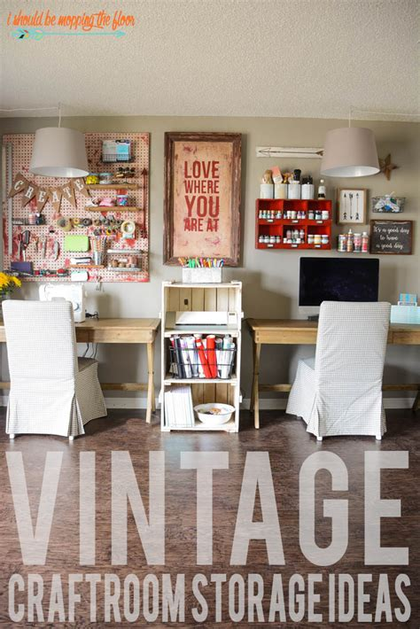 vintage craft room best of the weekend miss celebration