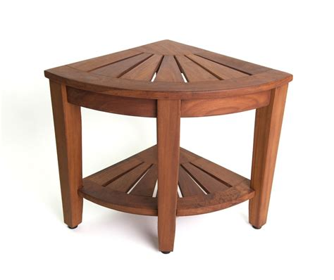 teak shower stool bench teak shower bench ideas corner randy gregory design